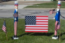 3D Uncle Sam/Flags/2D Flags