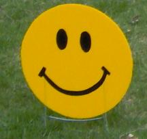 2D Smiley Face